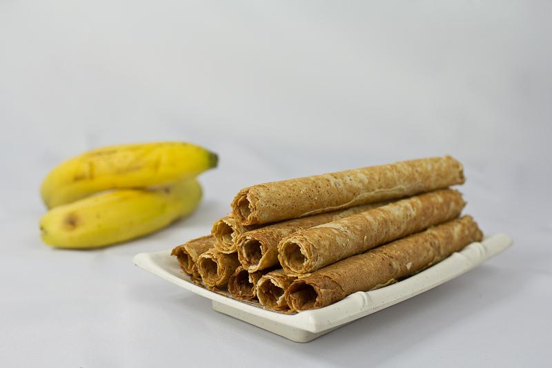 一口蛋捲_香蕉口味